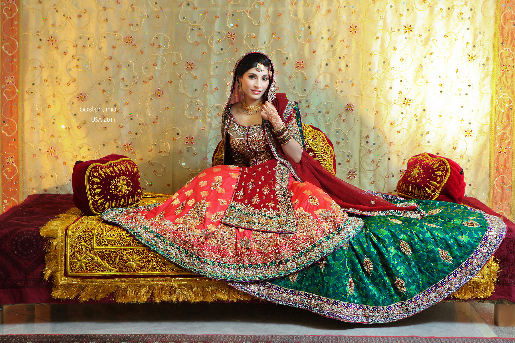 Destination weddings destination east indian wedding for Indian wedding dresses usa